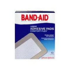 MON47882000 - Johnson & Johnson - Band-Aid® Adhesive Strip (10381370047688), 10/BX