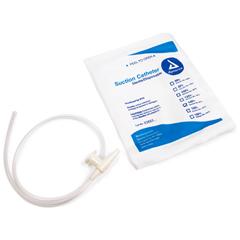 MON48144000 - DynarexSuction Catheter 14 Fr. Control Valve