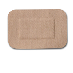 MON48162000 - McKessonAdhesive Strip Medi-Pak™ Performance Fabric 2 X 3 Rectangle Beige, 50EA/BX