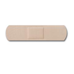 MON48232000 - McKesson - Adhesive Strip Medi-Pak™ Performance Sheer 3/4 X 3 Rectangle Beige, 100EA/BX