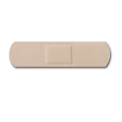 MON48232024 - McKesson - Adhesive Strip Medi-Pak® Performance Sheer 3/4 X 3 Inch Rectangle Beige, 100EA/BX 24BX/CS