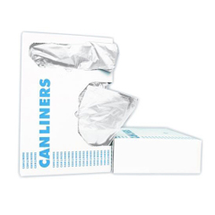 MON48334100 - Saalfeld RedistributionTrash Bag Clear 12 to 16 Gallon 24 X 32 Inch, 1000EA/CS