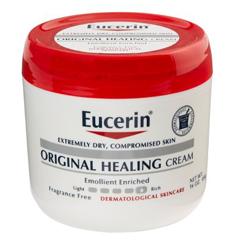 MON48401400 - BeiersdorfSkin Cream Eucerin® Original 16 oz. Jar