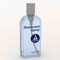 MON826936CS - Dynarex - Deodorant Dynarex Spray 4 oz.