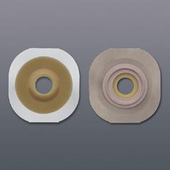 MON48564900 - HollisterColostomy Barrier FlexWear® Standard Wear Tape 1-3/4 Inch Flange Green Code Hydrocolloid 7/8 Inch Stoma, 5EA/BX