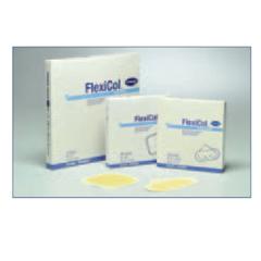 MON48662100 - ConcoHydrocolloid Dressing Flexicol® 6 X 6 Inch, 5EA/BX