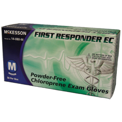 MON49011300 - McKessonFIRST RESPONDER™ EC NS Chemo Rated Exam Gloves, 2X-Large, 50EA/BX