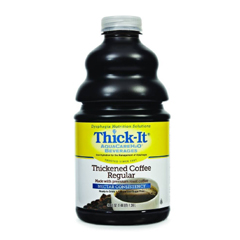 MON49072600 - Kent Precision FoodsThickened Beverage Thick-It AquaCareH2O 46 oz. Bottle Coffee Ready to Use Varies By Preparation