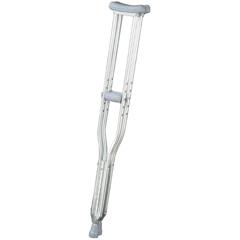 MON49093800 - McKessonUnderarm Crutch SunMark® Performance Aluminum Pediatric 300 lbs.