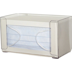 MON564913EA - Bowman - PPE Dispenser, Clear PETG Plastic Manual 1 Box Wall Mount, 1/EA