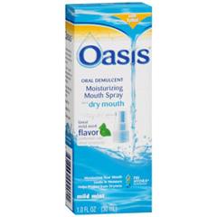 MON49321700 - Emerson HealthcareDry Mouth Spray Oasis® 1 oz.