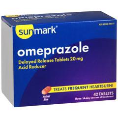 MON49342700 - McKessonAntacid sunmark® Tablets, 1BX