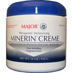MON49441400 - Major PharmaceuticalsMoisturizer Minerin® Cream 16 oz.