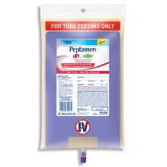 MON49572601 - Nestle Healthcare NutritionTube Feeding Peptamen® 1.5 with Prebio1™ Unflavored 1000 ml