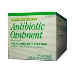MON49801400 - Clay Park LaboratoriesFirst Aid Antibiotic 0.9 gm, 144EA/BX