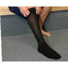 MON50000200 - JobstFor Men Knee-High Anti-Embolism Compression Stockings