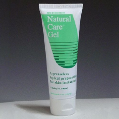 MON50021404 - Bard MedicalMoisturizer Natural Care 4 oz. Tube