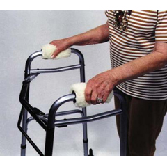 MON50083800 - Essential Medical Supply - Sheepette® Walker Grip Cover (D5008)