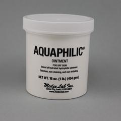 MON50231400 - McKessonMoisturizer Aquaphilic 16 oz. Jar