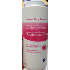MON50501630 - ColoplastBody Powder Sween 8 oz. Lightly Scented