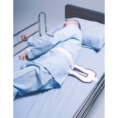 MON50503000 - Skil-CareRoll Belt One Size Fits Most Wrap-Around Strap 1-Strap