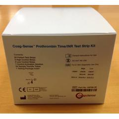 MON50562400 - CoagusenseProfessional Test Strip Kit Coag-Sense® Prothrombin Time Test (PT/INR) Blood Sample CLIA Waived, 50EA/BX