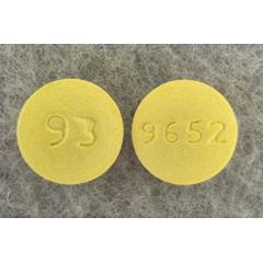 MON50682700 - TevaAB Rated Generic Compazine Gastro-Intestinal Antihistamine Prochlorperazine Maleate 10 mg, 100 per Bottle
