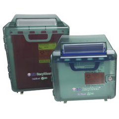 MON50982800 - BDRecykleen™ Locking Wall Mount Sharps Cabinet