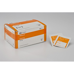 MON51102720 - MedtronicAlcohol Prep Pad Webcol® Isopropyl Alcohol, 70% Individual Packet Large Sterile, 200EA/BX 20BX/CS