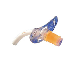 MON51283900 - Smiths MedicalTracheostomy Tube Portex D.I.C. Fenestrated Size 8 Uncuffed