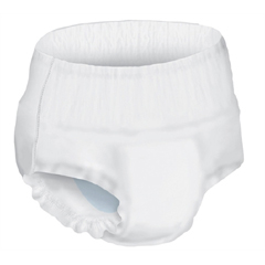 MON51343101 - First QualityAbsorbent Underwear ProCare Pull On Large Disposable Moderate Absorbency