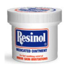 MON51382700 - ResiCalItch Relief Resinol 55% / 2% Strength Ointment 1.25 oz. Jar