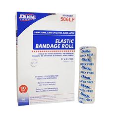 MON51602000 - DukalCompression Bandage 6 Inch, 10EA/BX