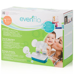MON51621710 - Evenflo - Advanced Breast Pump (5161112)