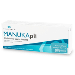 MON51942101 - Manukamed - Wound Dressing MANUKApli Paste 1.5 oz. Tube Sterile, 1/ EA