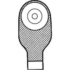 MON52194900 - Marlen ManufacturingIleostomy/Colostomy Pouch UltraLite™, #55299,10EA/BX