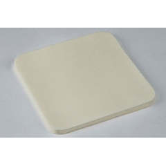 MON52202100 - MedtronicKendall™ Impregnated Foam Dressing AMD 2 x 2 Hydrophilic Polyurethane Foam Polyhexamethylene Biguanide (PHMB) Sterile