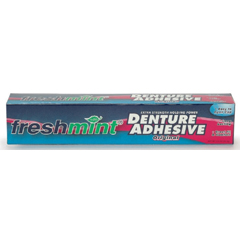 MON52451700 - New World ImportsDenture Adhesive Freshmint 2 oz. Cream