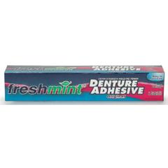 MON52451700 - New World Imports - Denture Adhesive Freshmint 2 oz. Cream