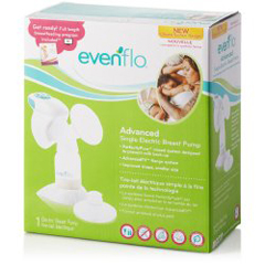 MON52523400 - Evenflo - Advanced Breast Pump,