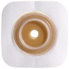 MON52644901 - ConvaTecSur Fit Natura Stomahesive Flexible Wafer with Tan Collar 1-3/4in Flange