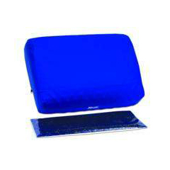 MON53163000 - Skil-CareHeel Elevator Heels-Off 24 X 16 X 7 X 5.5 Inch Foam / Gel Free-Standing