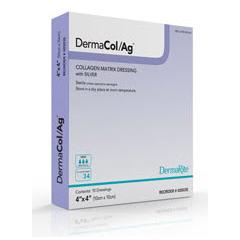 MON53302100 - Dermarite - Drsg Wnd Dermacol Ag 4X4 10EA/BX