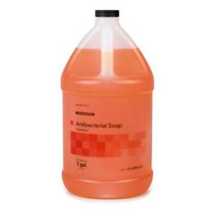 MON53611801 - McKessonAntibacterial Soap McKesson Liquid 1 gal. Pump Bottle Clean Scent