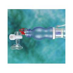 MON280153EA - Teleflex Medical - Resuscitator Bag Lifesaver Infant Resuscitator Nasal / Oral Mask, 1/ EA