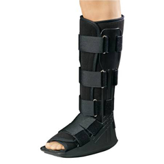 MON53863000 - DJOAnkle Walker Boot ProSTEP Small Hook and Loop Closure Left or Right Foot