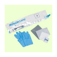 MON53871900 - Teleflex MedicalIntermittent Catheter Kit MMG H20 Closed System 16 Fr. Hydrophilic Coated