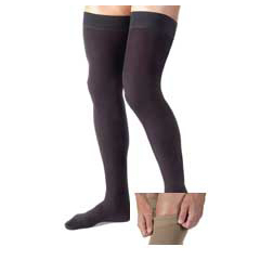 MON54140200 - JobstFor Men Thigh-High Closed Toe Compression Stockings