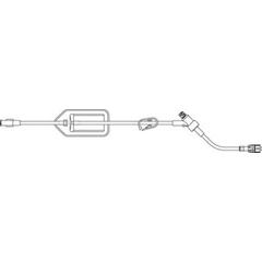 MON996067CS - B. Braun - Extension Set 16 Tubing 5.2 mL Priming Volume DEHP-Free, 50/CS