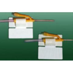MON54251900 - M.C. Johnson CoMulti Purpose Tube Holder 2 -3/4 Inch L Tab, 3 X 1-1/4 Inch W, 50EA/BX